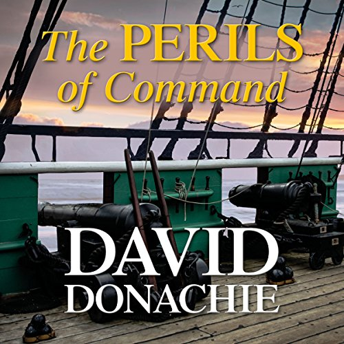 The Perils of Command audiobook cover art