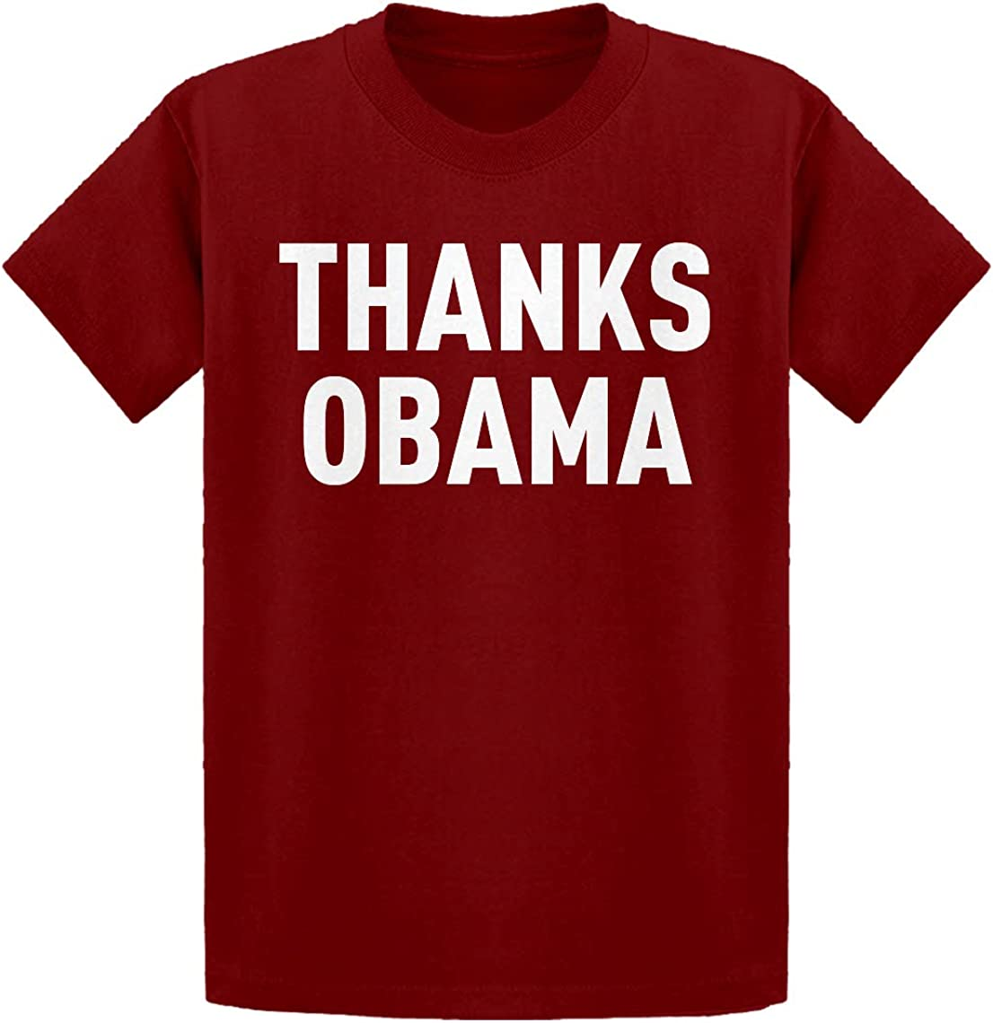 Indica Plateau Thanks Obama Kids T-Shirt
