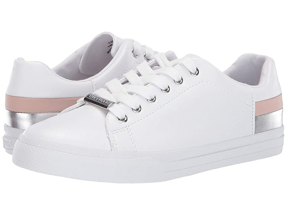 cc4acaea931445 Tommy Hilfiger Laddi 2 (White Multi LL) Women s Shoes