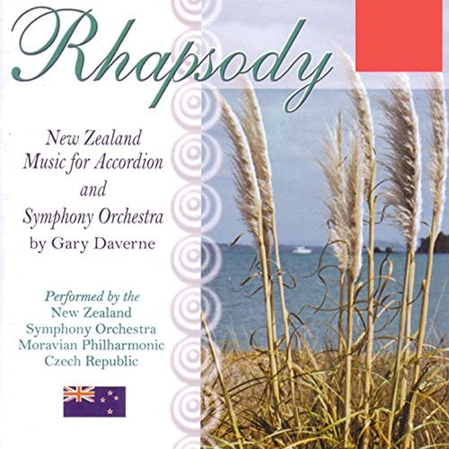 The New Zealand Symphony Orchestra, The Moravian Philharmonic Czech Republic feat. Gary Daverne
