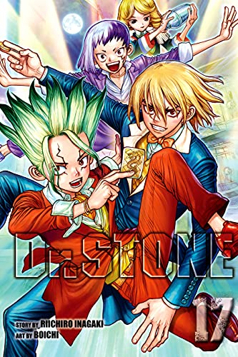Dr. STONE, Vol. 17: Pioneers of Earth (English Edition)