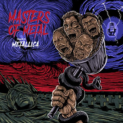 Masters of Metal - Tribute to Metallica [Vinyl LP]