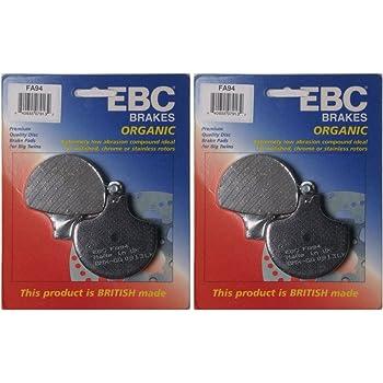 EBC Organic Brake Pads FA94 by EBC Brakes