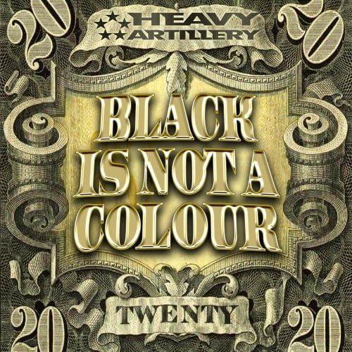 Black Is Not a Colour