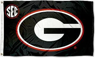 College Flags and Banners Co. Georgia UGA Bulldogs SEC 3x5 Flag
