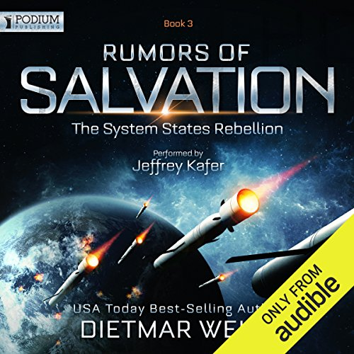 Rumors of Salvation audiobook cover art