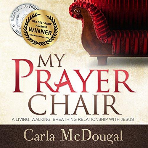 My Prayer Chair audiobook cover art