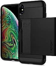 Spigen Slim Armor CS Designed for Apple iPhone Xs MAX Case (2018) - Black