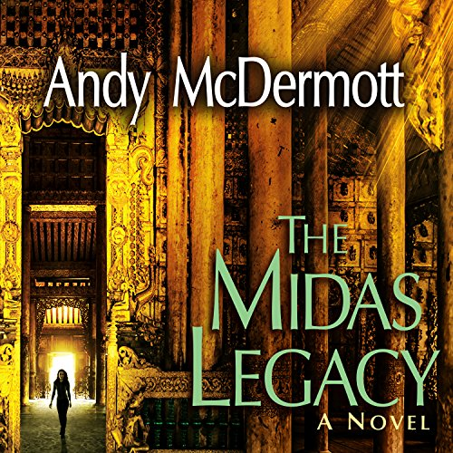 The Midas Legacy     Nina Wilde/Eddie Chase Series, Book 12              By:                                                                                                                                 Andy McDermott                               Narrated by:                                                                                                                                 Gildart Jackson                      Length: 20 hrs and 34 mins     95 ratings     Overall 4.6