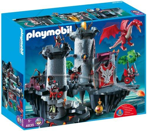 PLAYMOBIL 4835 - Grande castello del drago