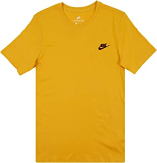 Nike Sportswear Shorts Sleeves For Men 576452323 Yellow - L