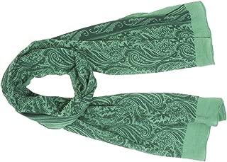 mens vintage paisley scarf