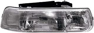 99-02 Chevy Silverado Headlamp Assy Rh;00-06 Chevy Tahoe 00-06 Chevy Suburban