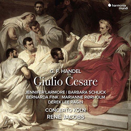 Giulio Cesare-Oper in Drei Akten