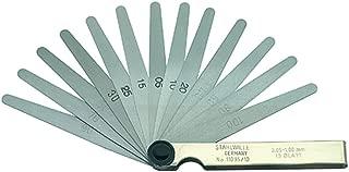 compresa scatola di plastica 0,05 millimetri Misuratore del nastro 5m x 13 mm Helios-preisser 611505