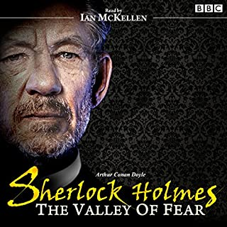 Sherlock Holmes: Valley of Fear cover art