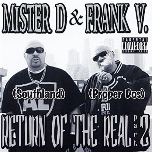 Mister D & Frank V.