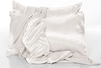 product image for Pearl Satin King Pillowcases - Set of 2