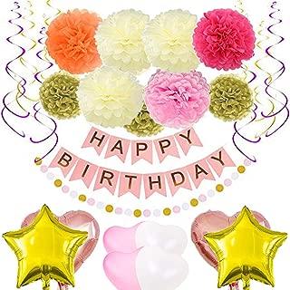 Best birthday balloons flowers Reviews