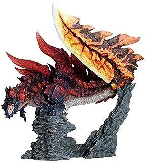LWH-MOU Monster Hunter World Dinovaldo Dragon Model Figuras de colección Acción Japón Monster Hunter Game Model DinovaldoRed-Dinovaldored