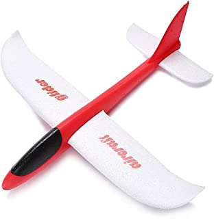 Gliding Aircraft Hand Push Glider Aircraft Flight Glider Aircraft Throwing Foam Airplane Mode Children Outdoor Sports Toys...