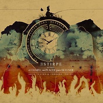 El Tiempo, un Placer para Detener