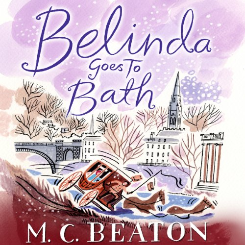 Belinda Goes to Bath cover art