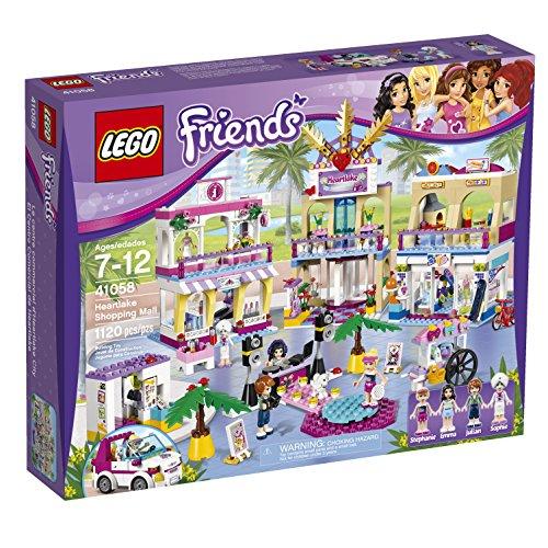 LEGO Friends Heartlake Shopping Mall 41058 Building Set by LEGO Friends