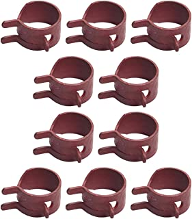 Oregon 02-040 Hose Clamps 10 Pack