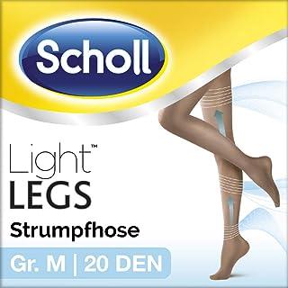 Scholl Scholl Light Legs Strumpfhose für ein leichtes Beingefühl M, nude/chair, 1 Stück