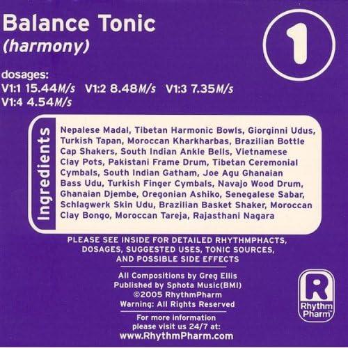 Balance 5 by Greg Ellis on Amazon Music