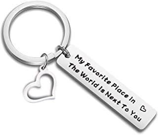 Best couple keychain quotes Reviews