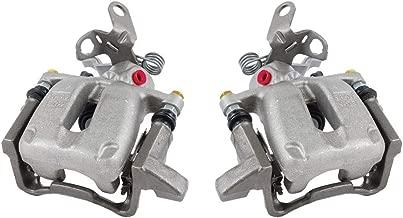 CCK11298 [2] REAR Premium Grade OE Semi-Loaded Caliper Assembly Pair Set