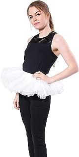 BellaSous Child Mock Pancake Tutu for Easter, Spring Dresses, Halloween Costume