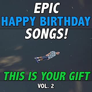 Happy Birthday Jasmine (This Is Your Gift)