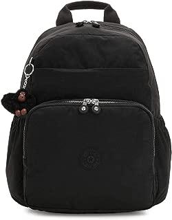 Kipling Maisie Diaper Bag Backpack True Black