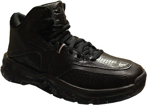 Nueva Adidas D Howard 6 zapatillas de baloncesto negro   6 escarlata