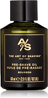 The Art of Shaving Pre-Shave Oil, Bourbon, 2 fl. oz.