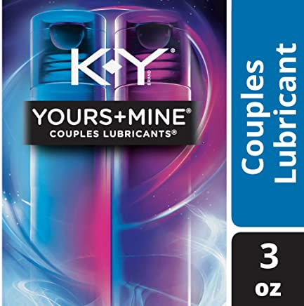 K-Y Couples Lubricant for Him and Her