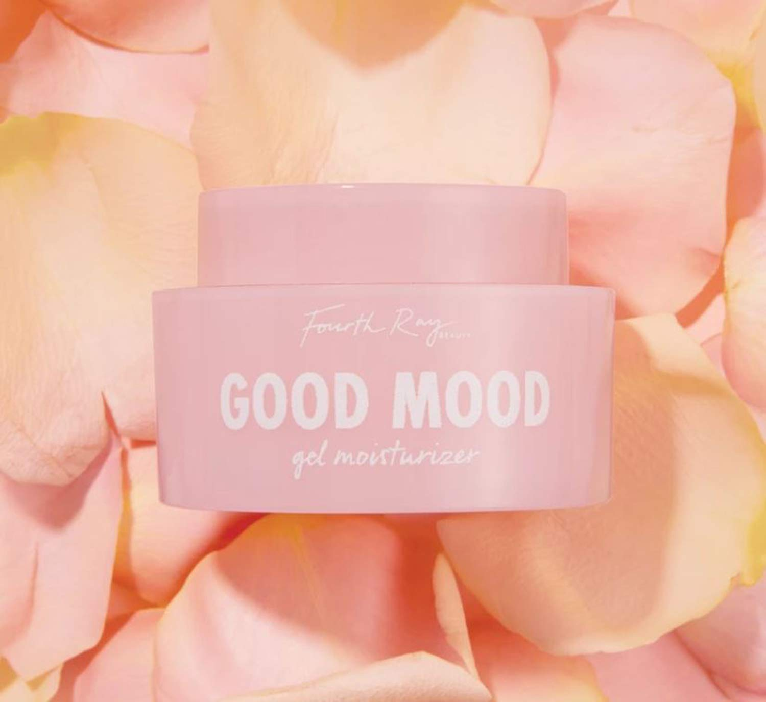 Fourth Ray High material Good Mood NEW before selling Gel Moisturizer Wat 1.7 Formulated With Oz