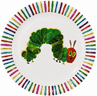 Kids Birthday Party Supplies & Decorations Plates Paper Eric Carle Very Hungry Caterpillar Polka Dots Colorful 8 Count