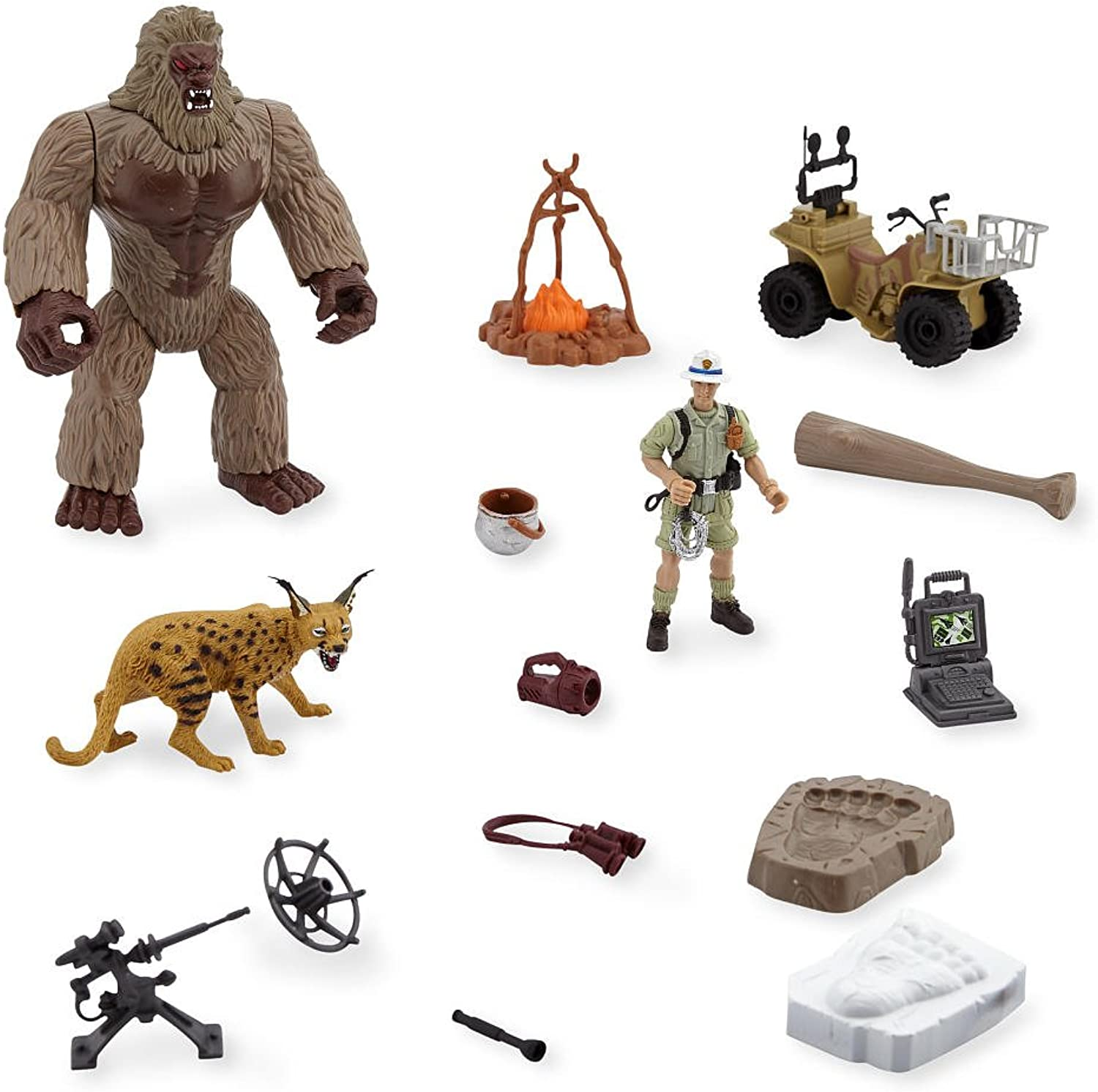 ganancia cero Animal Planet Big Foot Jugar Jugar Jugar Set by Juguetes R Us  ventas de salida