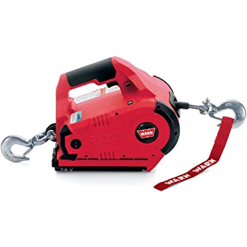 Warn 885020 Camouflage AC-Powered Corded PullzAll Portable Lifting and Pulling Tool
