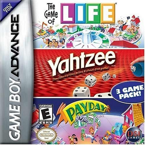 Game of Life / Yahtzee / Payday by Destination