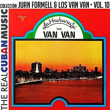 Colección Juan Formell y Los Van Van, Vol. X (Remasterizado)