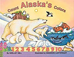 count alaskas colors