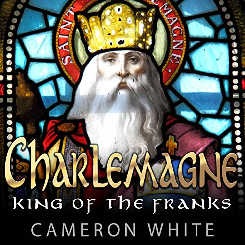 Charlemagne audiobook cover art