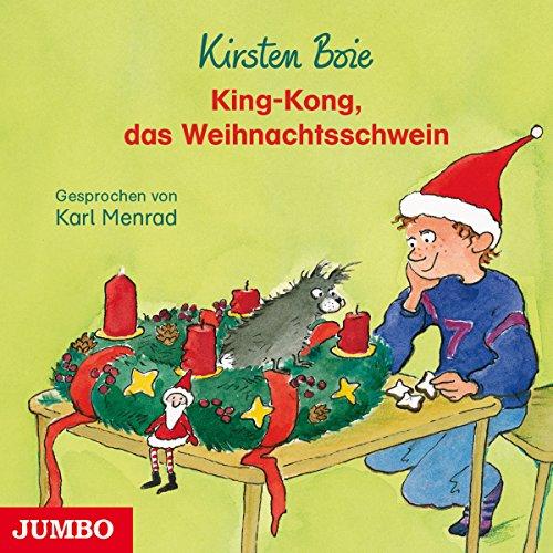 King-Kong, das Weihnachtsschwein Titelbild