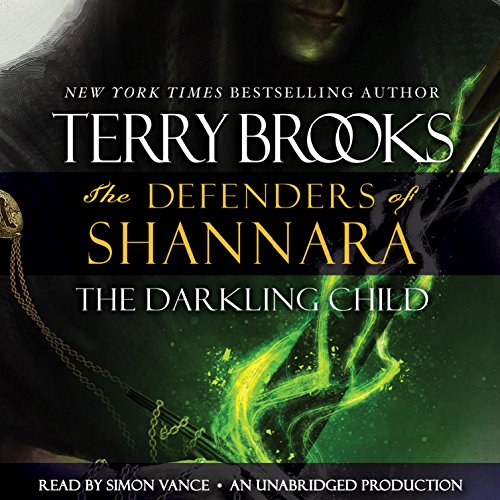 The Darkling Child audiobook cover art