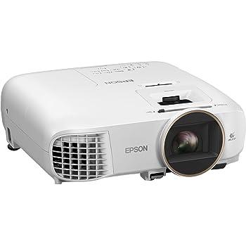 【旧モデル】EPSON dreamio ホームプロジェクター 2500ルーメン 60000:1 1080P フルHD 無線LAN内蔵 EH-TW5650
